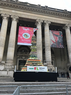 TASTE OF PARIS :  EVENEMENT INCONTOURNABLE DE LA GASTRONOMIE